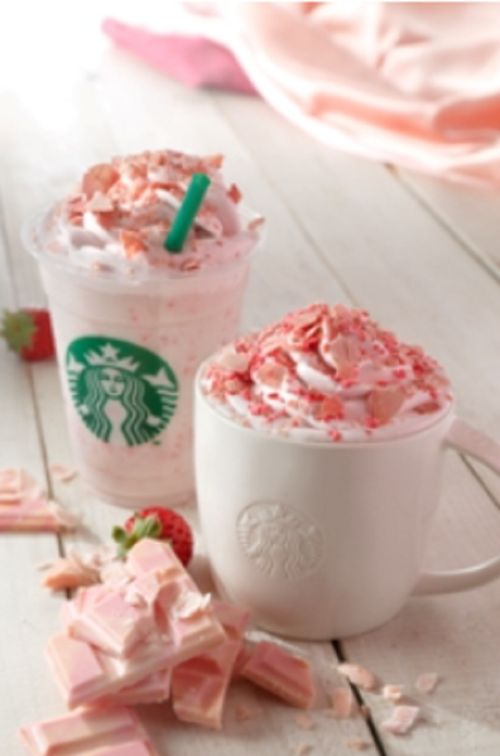 Caffeinated Blossom Beverages
