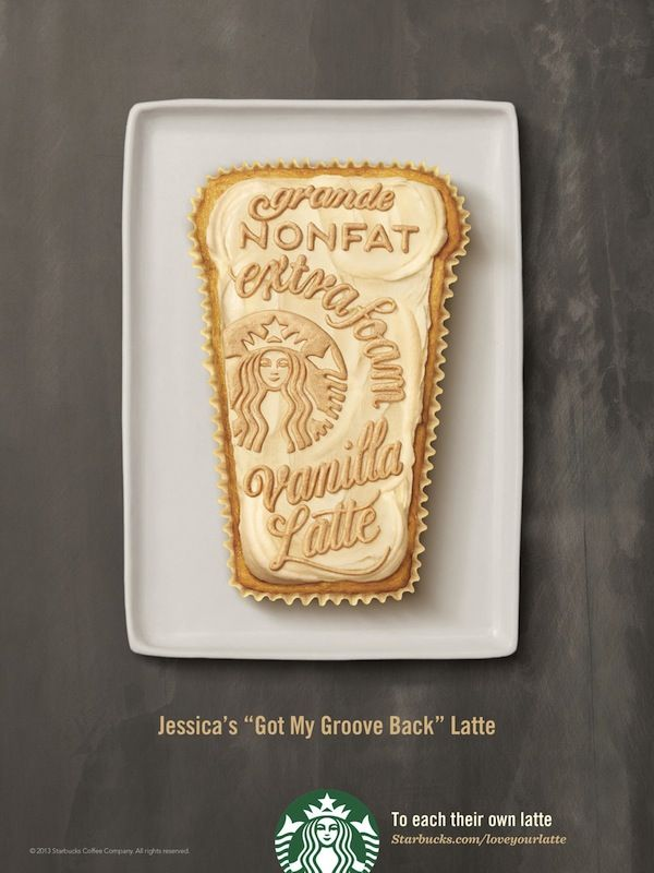 Typographic Coffee Campaigns