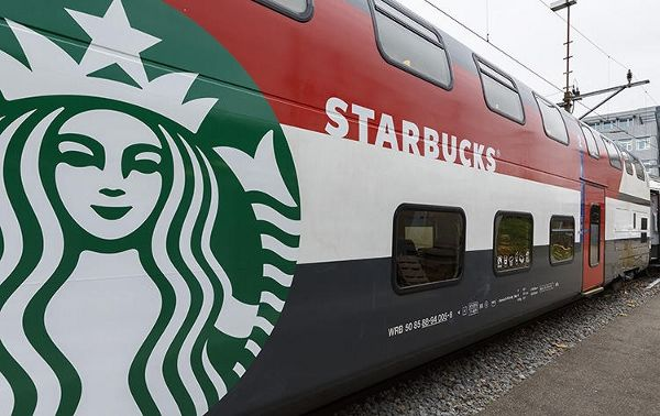 Iconic Coffee-Serving Locomotives