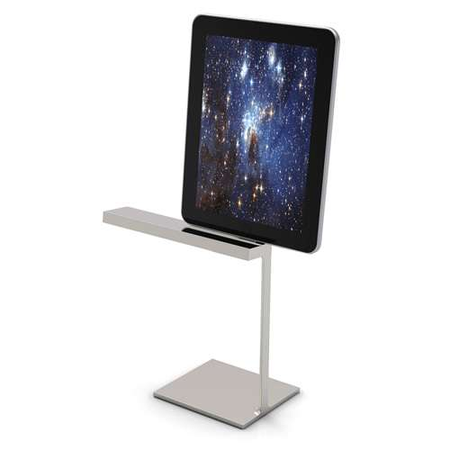 Illuminating Tablet Desk Docks