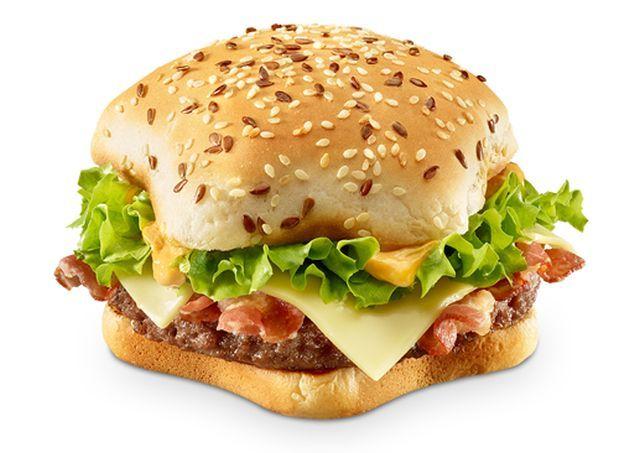 Star-Shaped Burger Buns