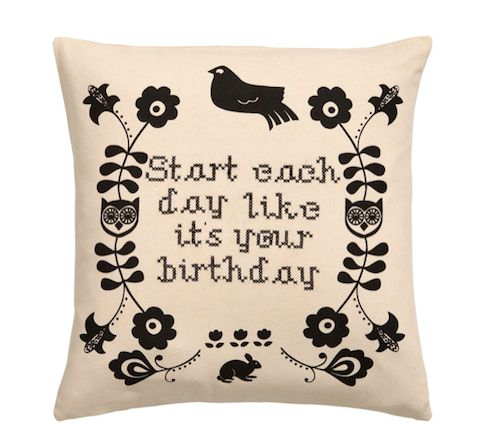 Celebratory Cushion Covers