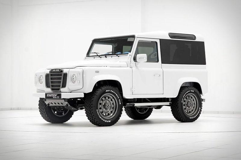 Customized Luxury Jeeps