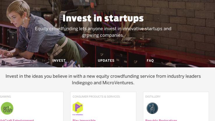 Start-Up Investment Platforms