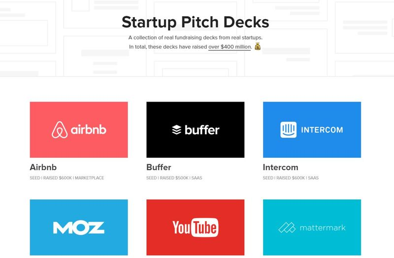 Startup Pitch Aggregators
