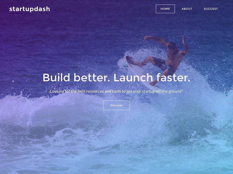 Entrepreneur-Curated Startup Platforms
