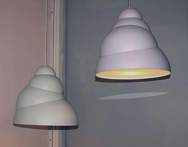 Ice Cream Inspired Lighting