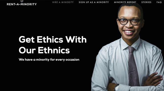 Satirical Diversity-Promoting Services