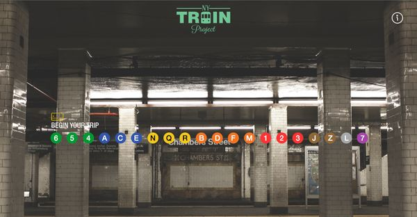 Subway Signage Archival Projects
