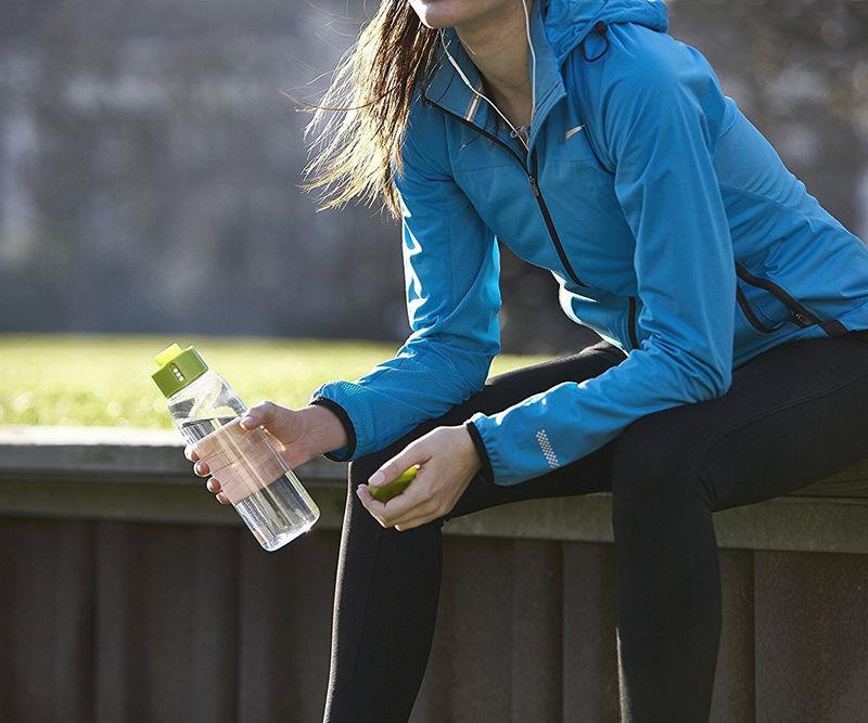 Hydration-Tracking Bottles