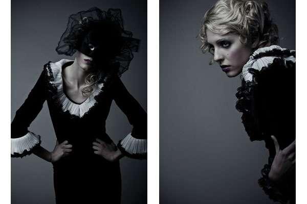 Grim Fashion Photogaphy