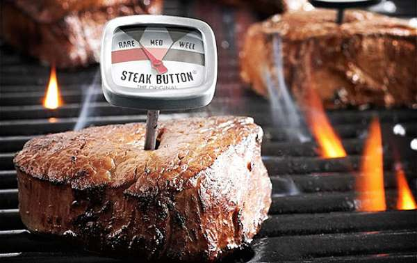Steak Button