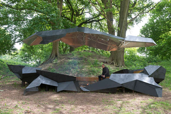 Fighter Plane-Inspired Canopies