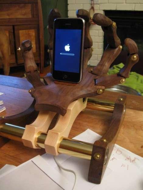 Artistic iPhone Regenerators