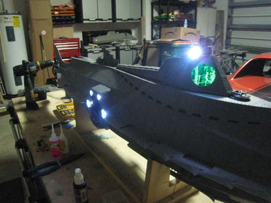 Steampunked Submarines