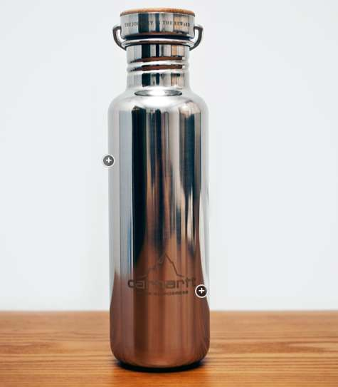 Eco-Friendly Steel Bottles