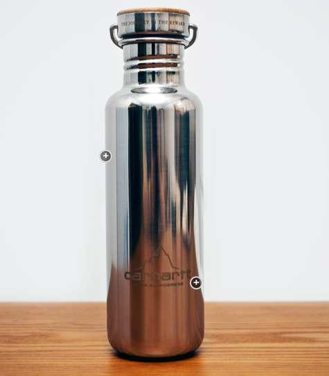 Eco-Friendly Steel Bottles
