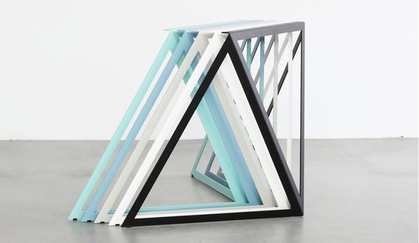 Trussed Table Frames