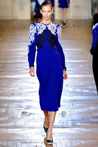 Indigo-Accented Collections