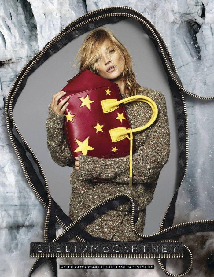 Zippered Fashion Ads