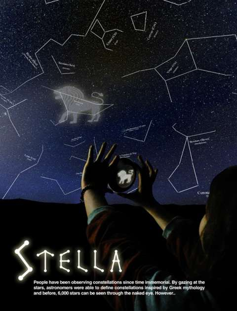 Stella Star Camera and Projector