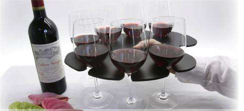 Painter Wine Trays