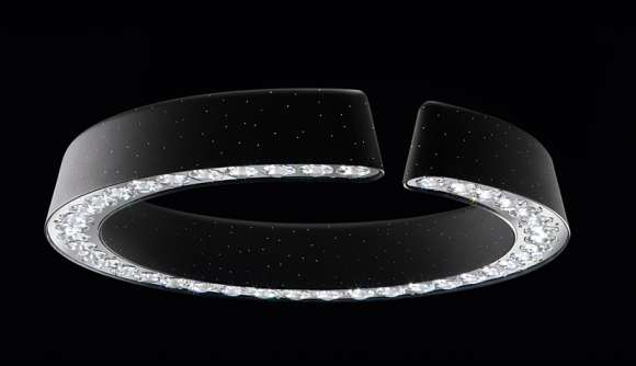 Stephen Burks Swarovski Lights