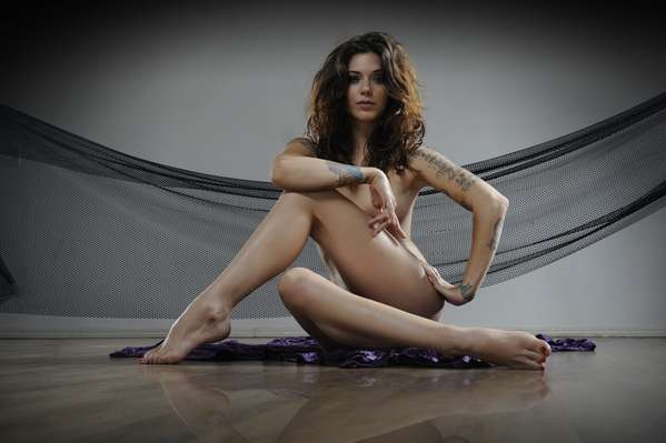 Flexible Tattooed Temptresses