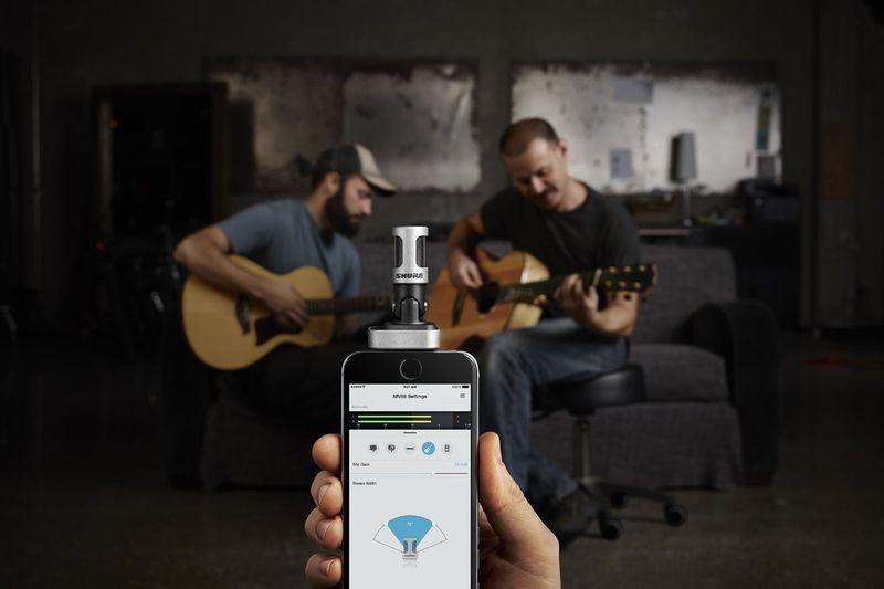 Smartphone Recording Peripherals