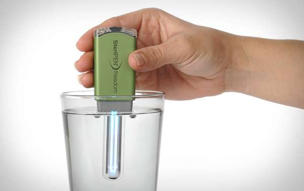 Portable Rechargeable Purifiers