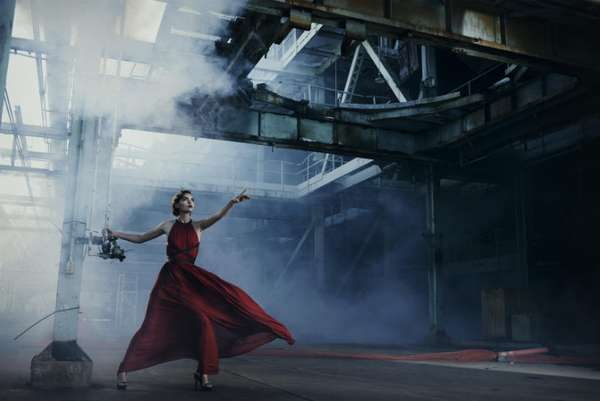 Factory Fashion Photography