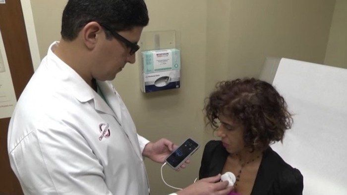 Smartphone Stethoscope Devices