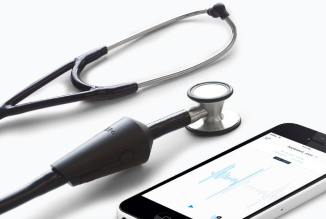 Smart Connected Stethoscopes