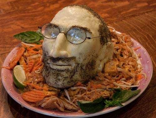 CEO Food Sculptures