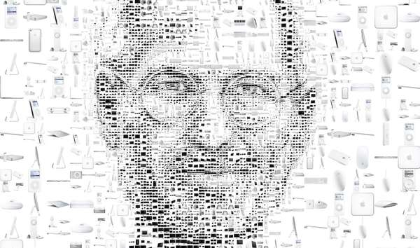 Steve Jobs iProduct Mosaic