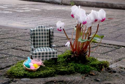 Minature Pothole Gardens