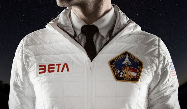 Stylish Spacey Outerwear