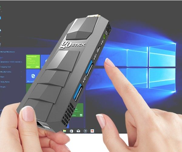 Powerfully Compact PCs