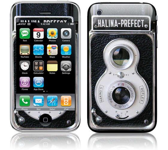 Vintage Camera Gadget Covers