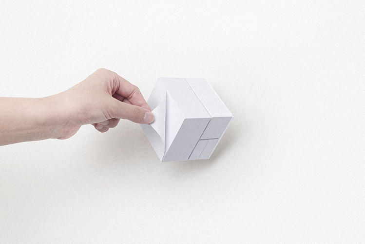 Three-Sided Note Cubes
