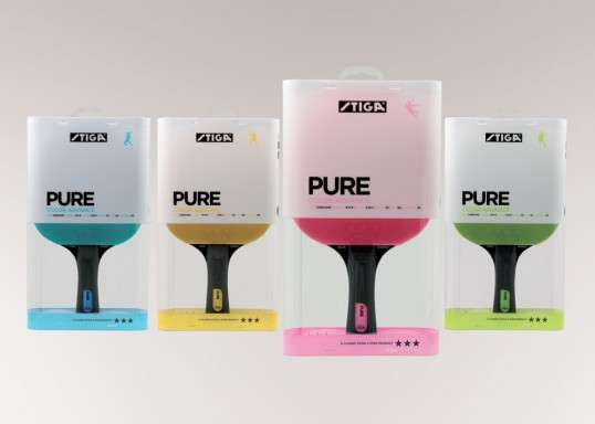 STIGA Table Tennis Packaging
