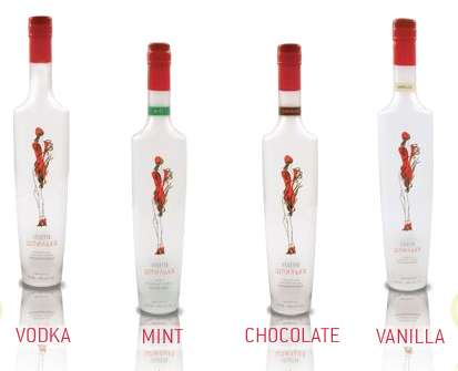 Stiletto Vodka
