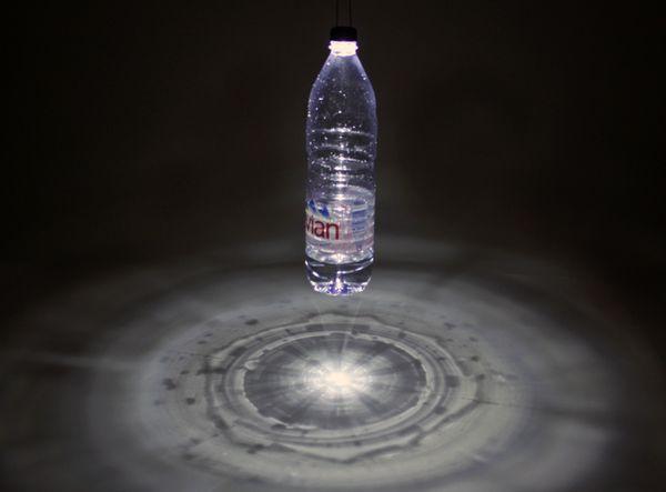 Radiant Recycled Bottles