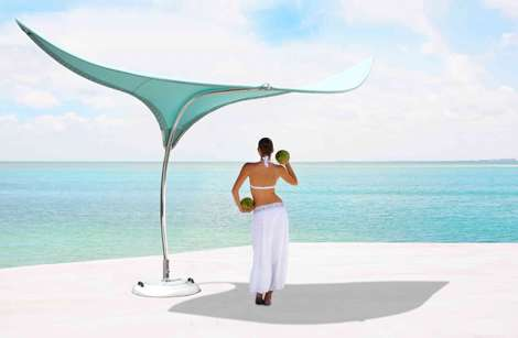 Stingray Shade Sculpture