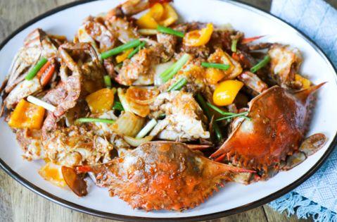 Caramelized Crab Recipes
