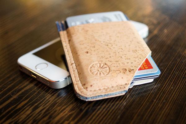 Cork Wallets