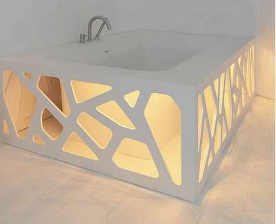 Illuminating Bathtubs