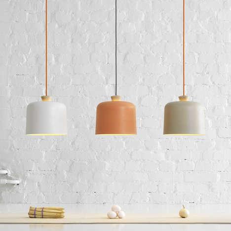 Minimal Hanging Lamps