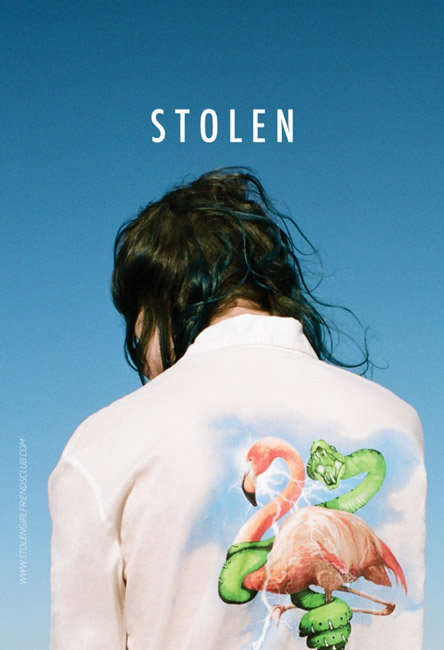 Stolen Girlfriends Club Mens Spring 2013