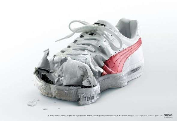 Crushed Shoe Campaigns